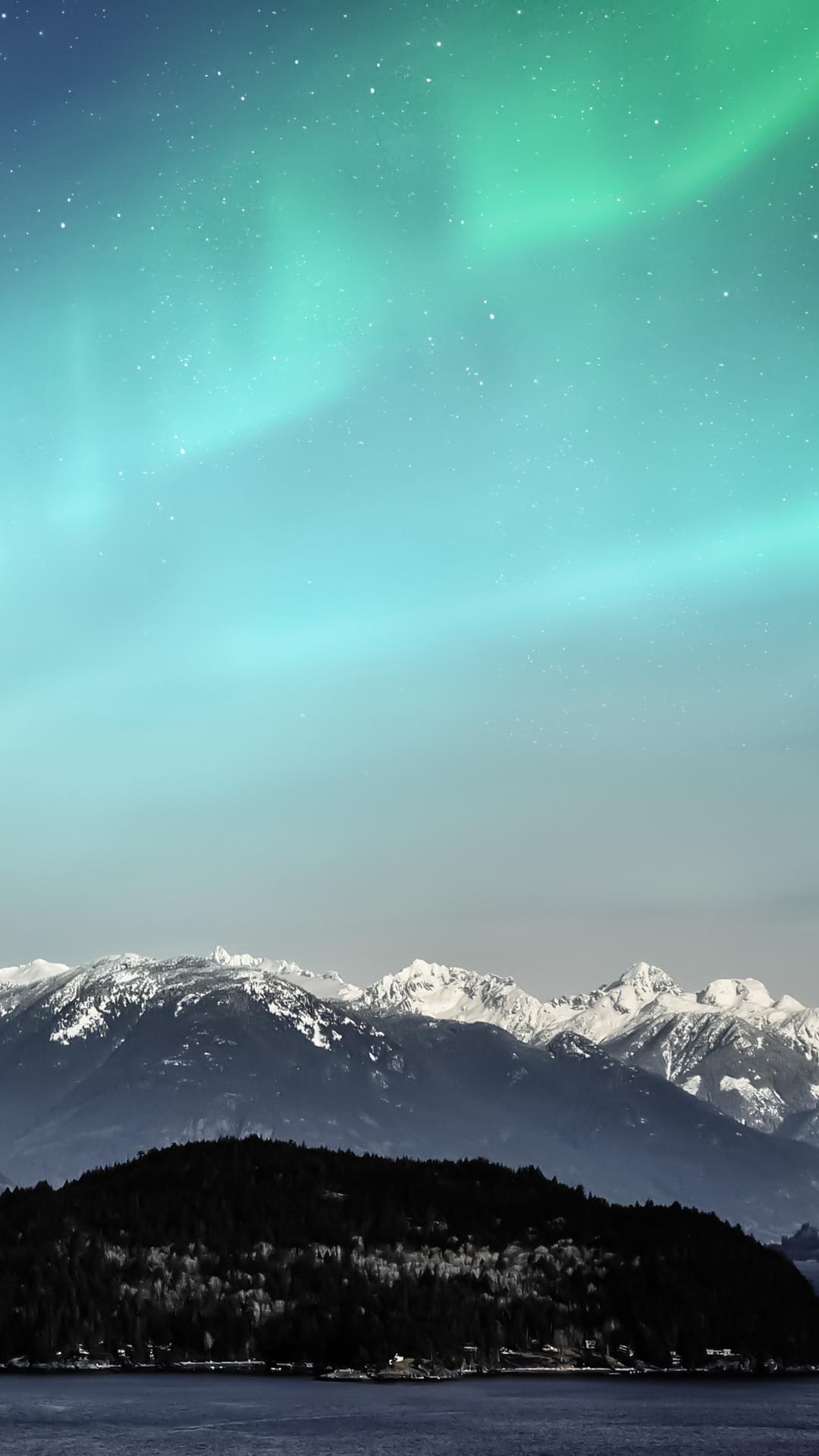 earth/aurora borealis (1080x1920) wallpaper id: 613518 - mobile abyss