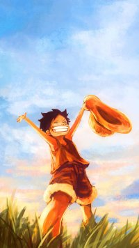 84 Monkey D Luffy Apple IPhone 5 640x1136 Wallpapers