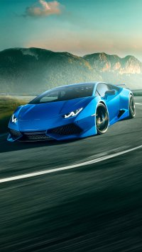 33 Lamborghini Huracan Apple Iphone 6 750x1334 Wallpapers Mobile