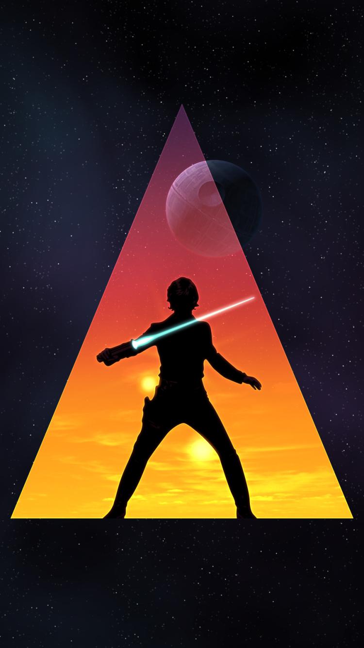 iphone 7 - sci fi/star wars - wallpaper id: 614141