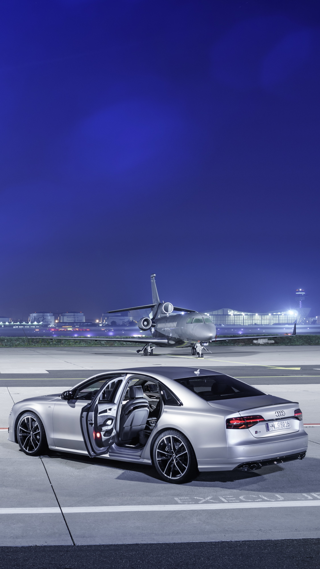 Vehicles Audi S8 1080x1920 Wallpaper ID 614333