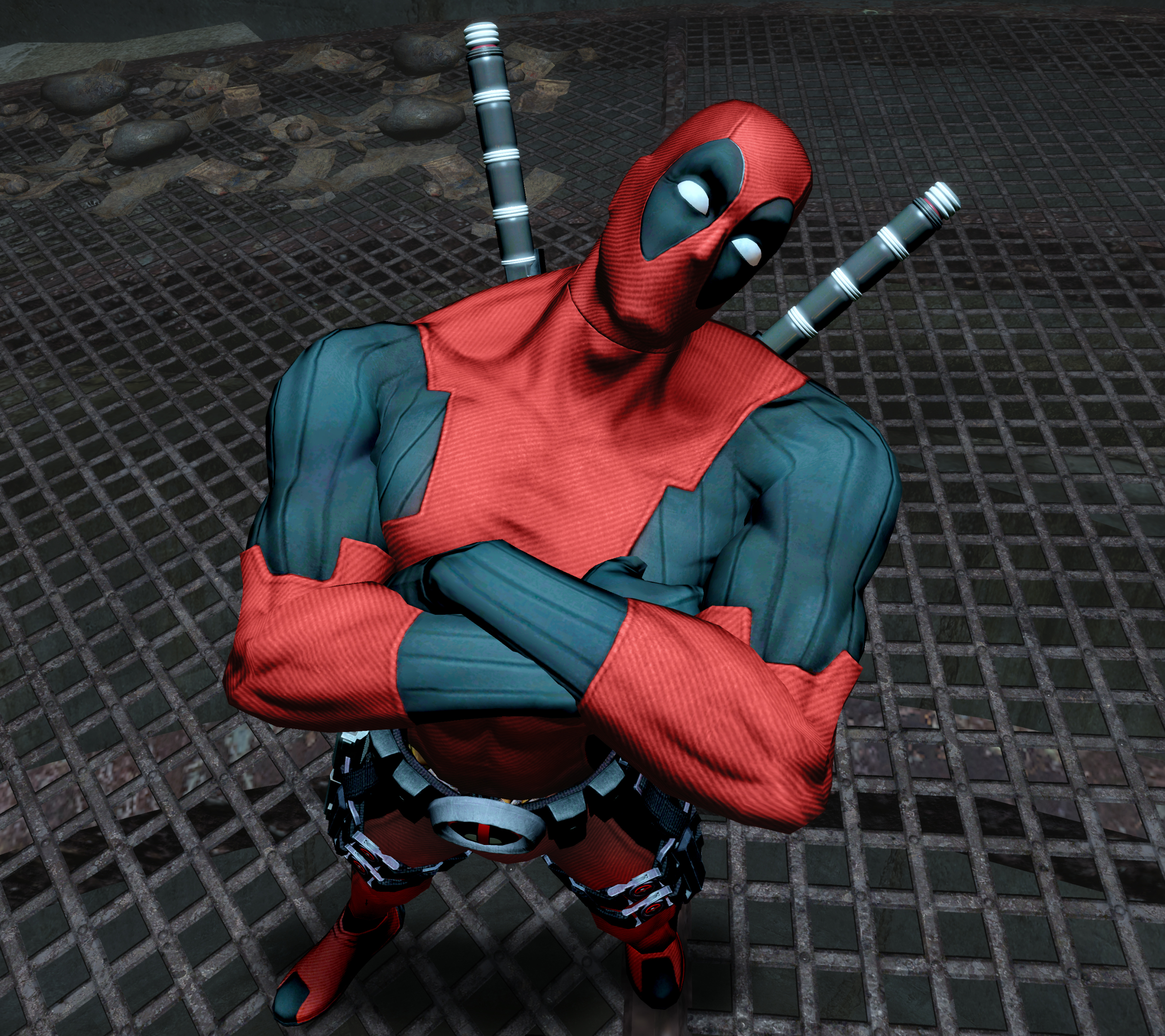 Video Game Deadpool 2880x2560 Wallpaper Id 614660 Mobile Abyss