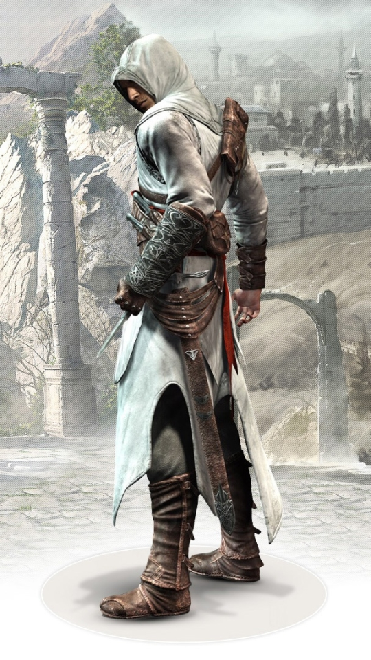 Video Gameassassins Creed 540x960 Wallpaper Id 614819