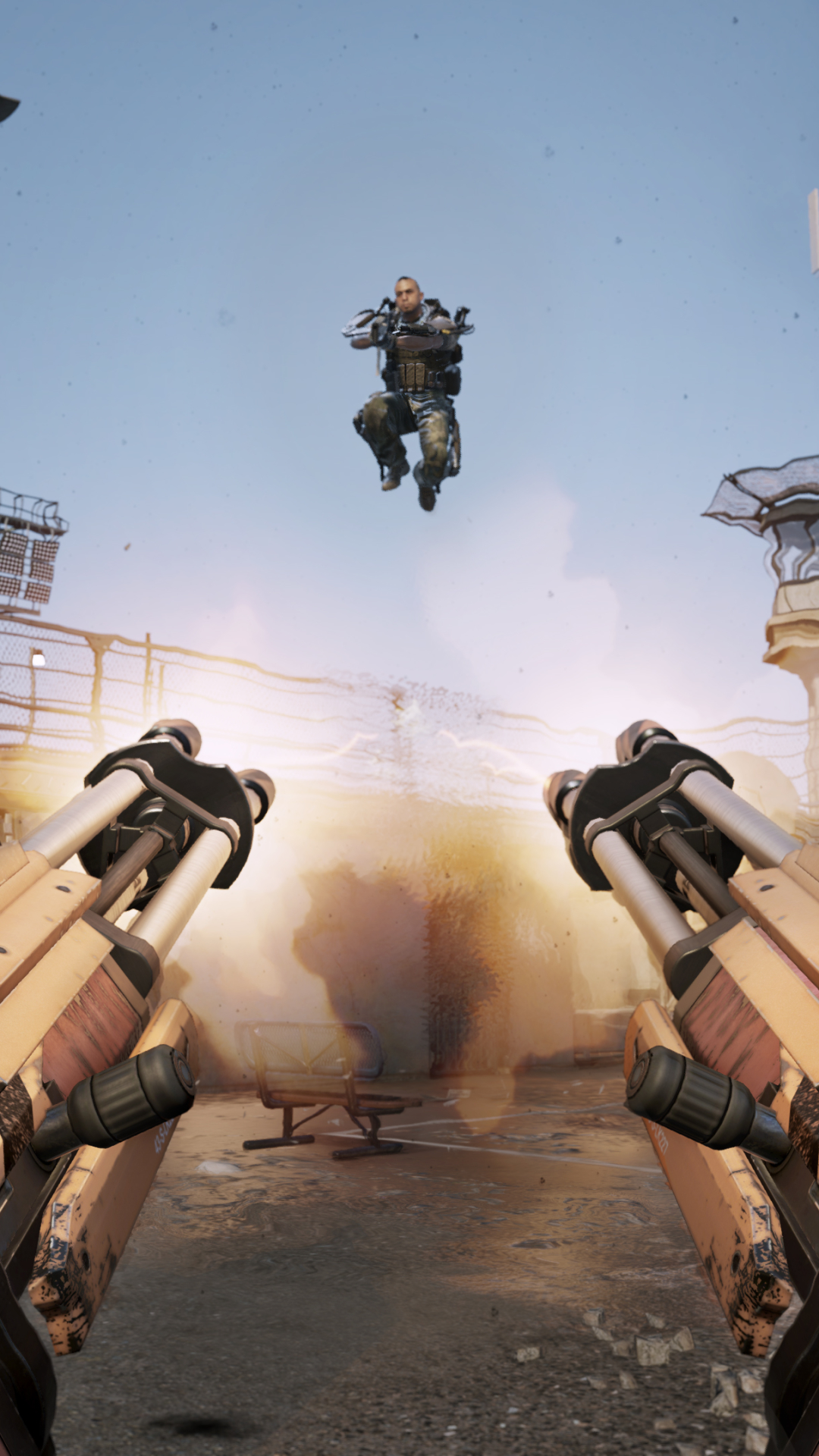 Video Game Call Of Duty Advanced Warfare 1080x1920 Wallpaper Id