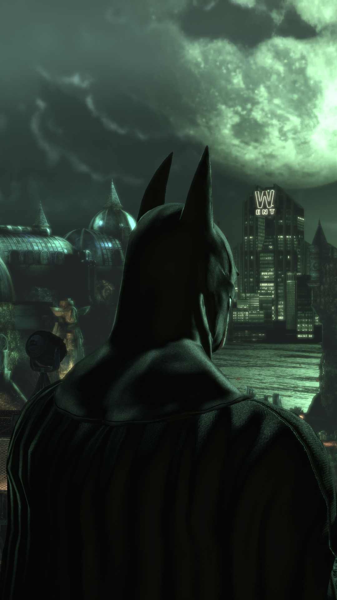 video game/batman: arkham asylum (1080x1920) wallpaper id: 616057