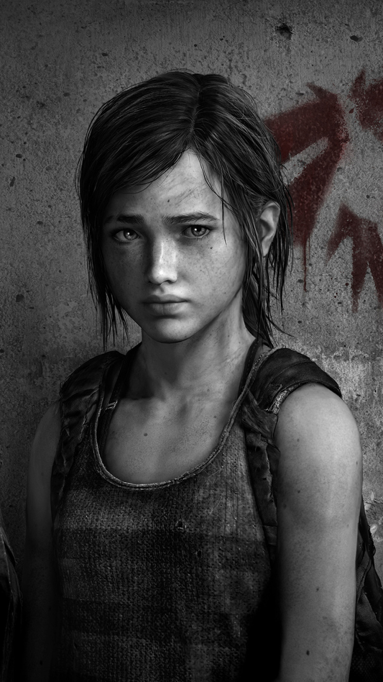 Video Game The Last Of Us 750x1334 Wallpaper Id 616269 Mobile