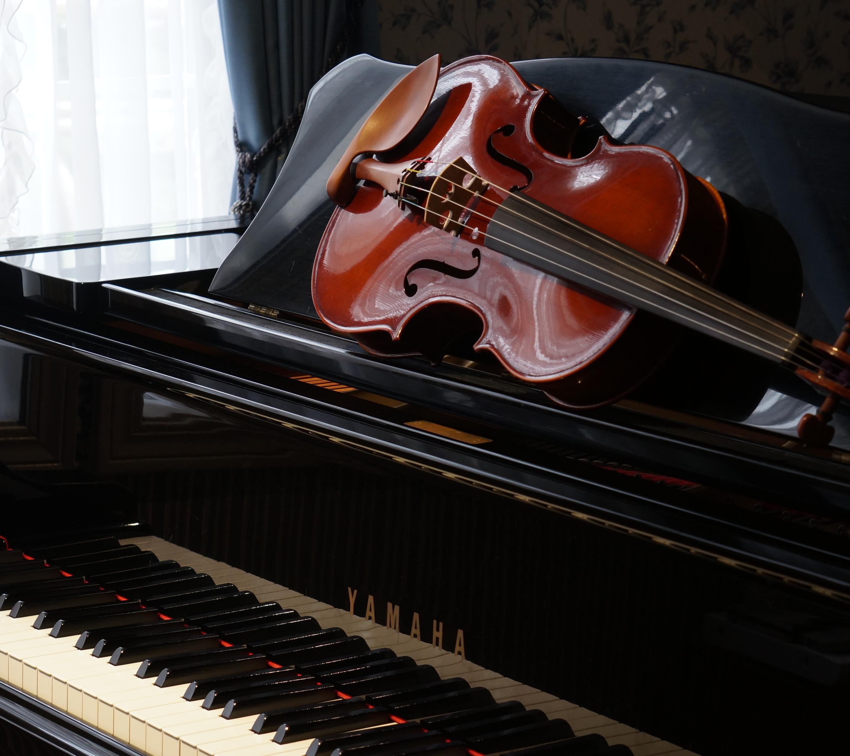 Music Piano 2880x2560 Mobile Wallpaper