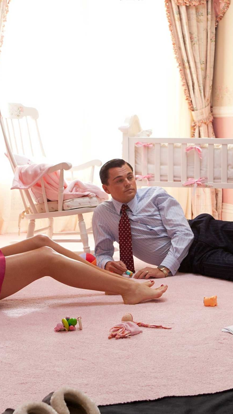 Movie The Wolf Of Wall Street 750x1334 Wallpaper Id 616878
