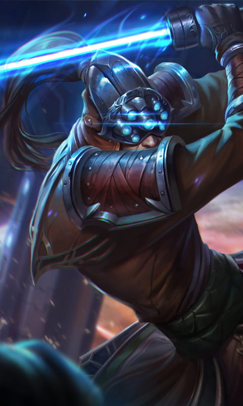 9 Master Yi 480x800 Wallpapers