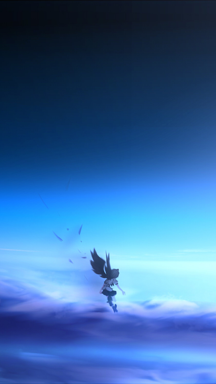 Anime Touhou 750x1334 Wallpaper Id 617851 Mobile Abyss