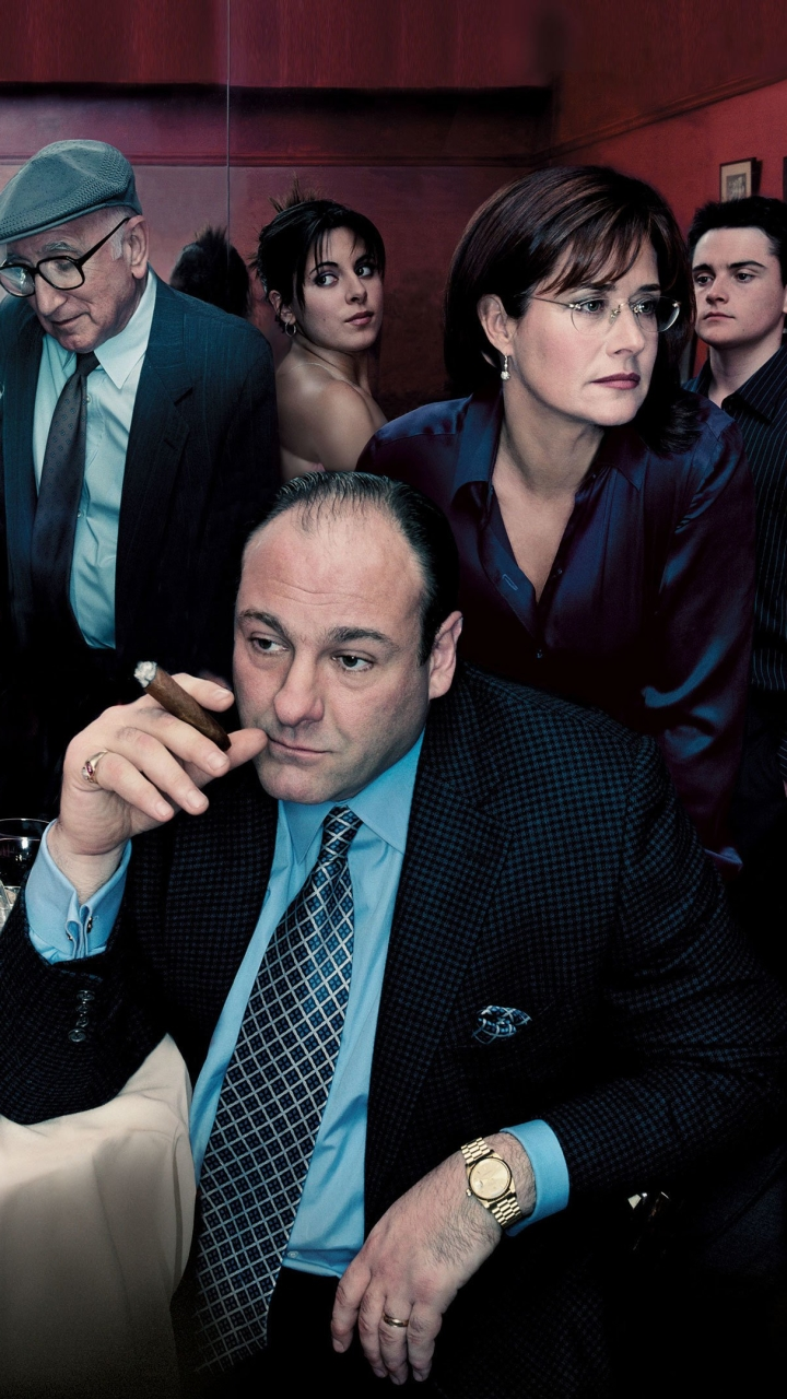 Tv show the sopranos 720x1280 wallpaper id 617880 - Sopranos wallpaper ...