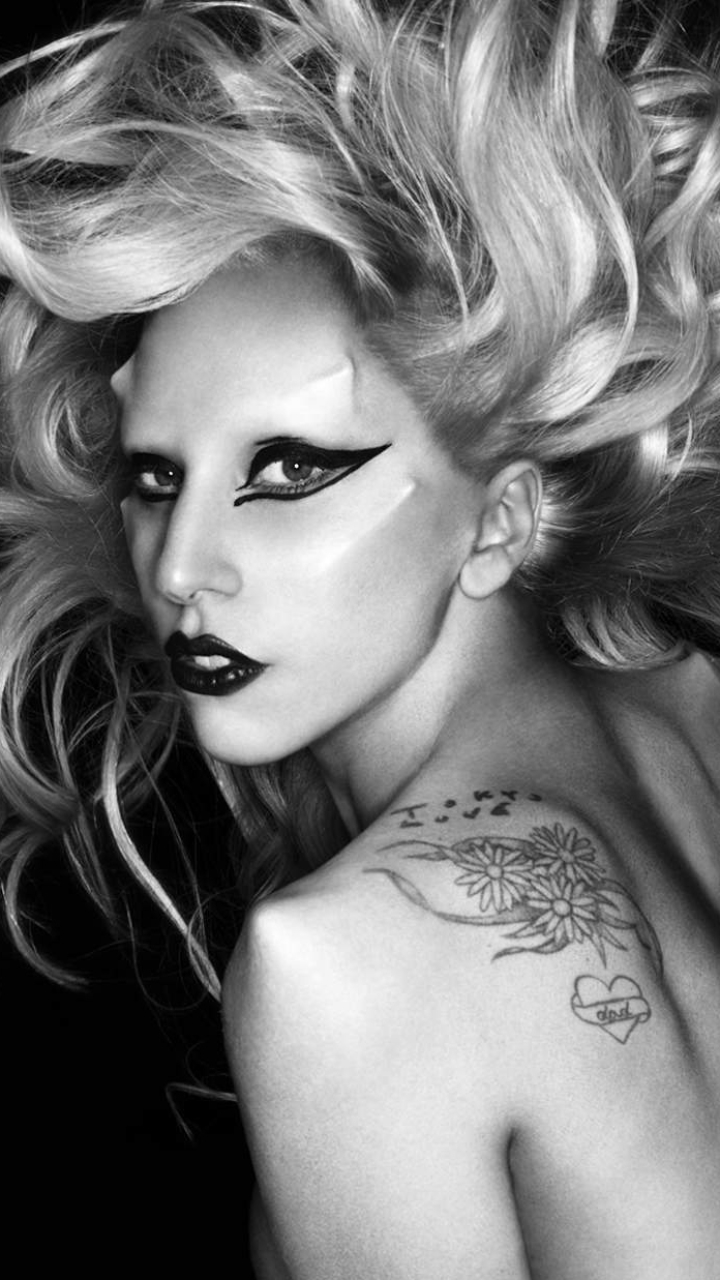 Music Lady Gaga 720x1280 Wallpaper Id 618047 Mobile Abyss