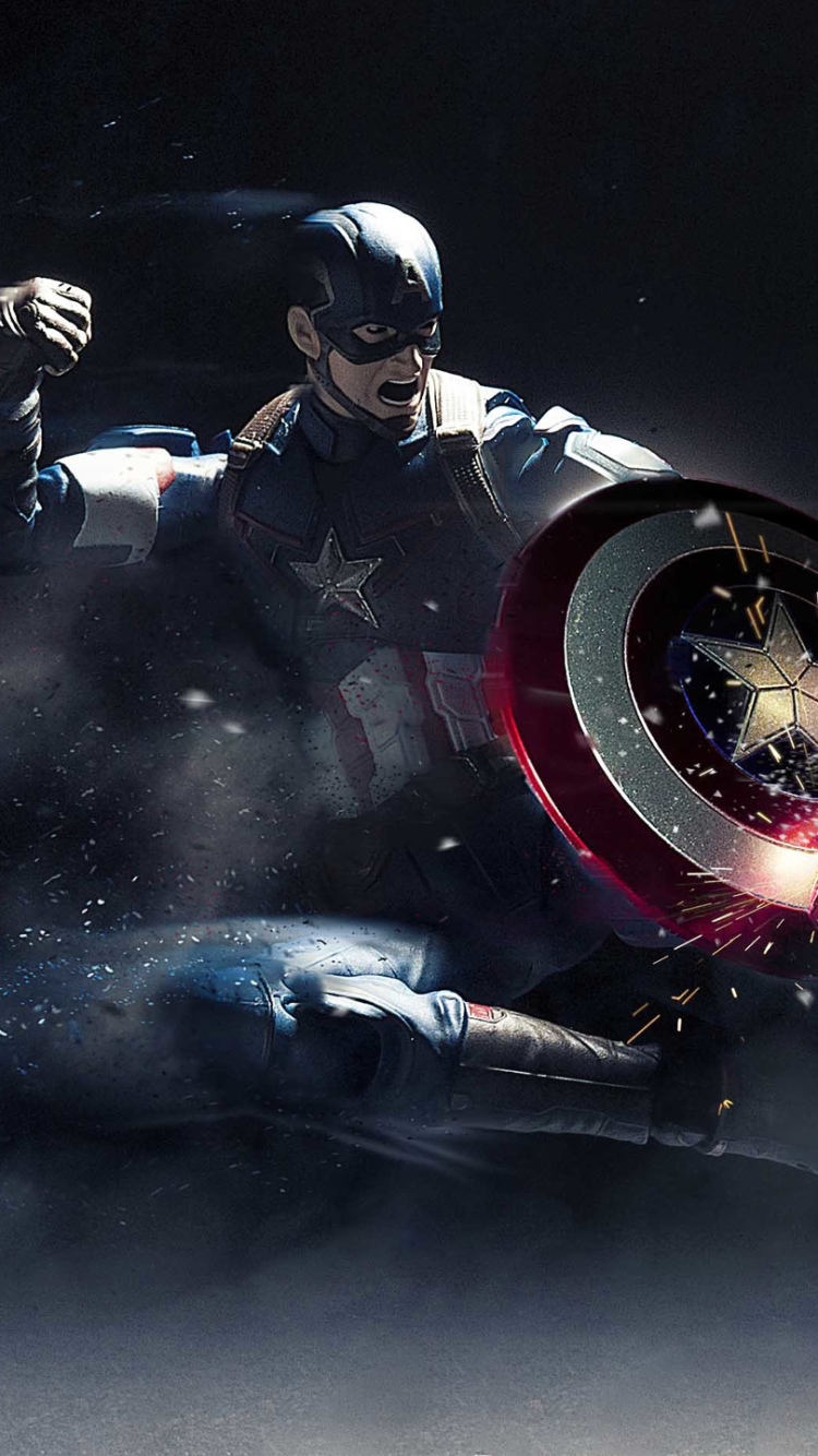 Movie Captain America Civil War 750x1334 Wallpaper Id 618865