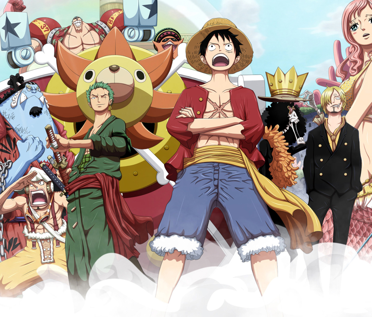 12 One Piece Lenovotab 2 A7 30 1200x1024 Wallpapers