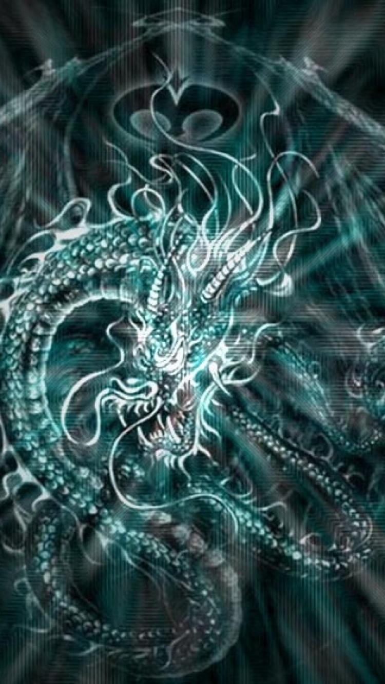 Fantasy Chinese Dragon 750x1334 Wallpaper Id 619152