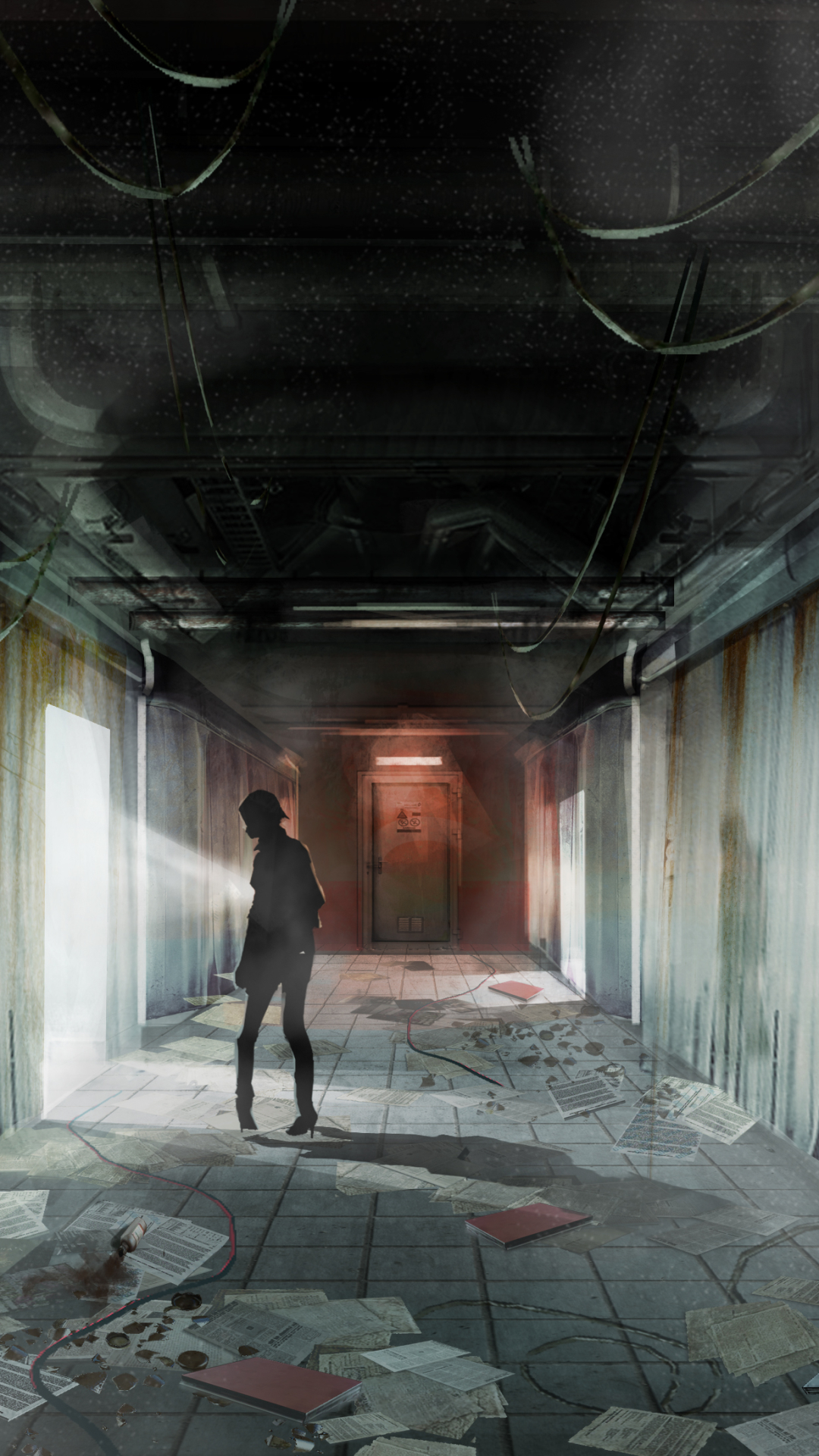 Video Game The Evil Within 1080x1920 Wallpaper Id 619507