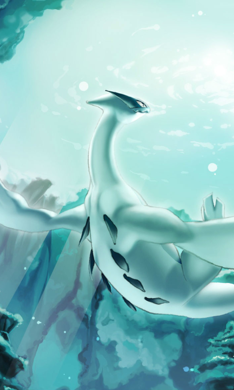 Legendary Pokemon IPhone Wallpaper 34107