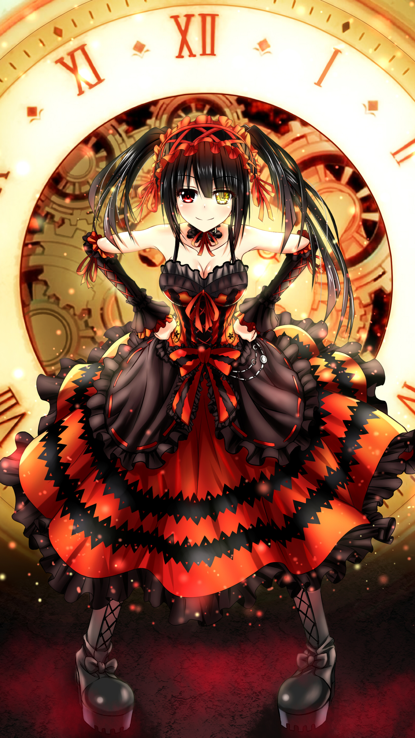 Lancet Anime Date A Live Wallpaper ID