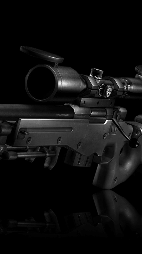 Weapons Sniper Rifle 540x960 Mobile Wallpaper