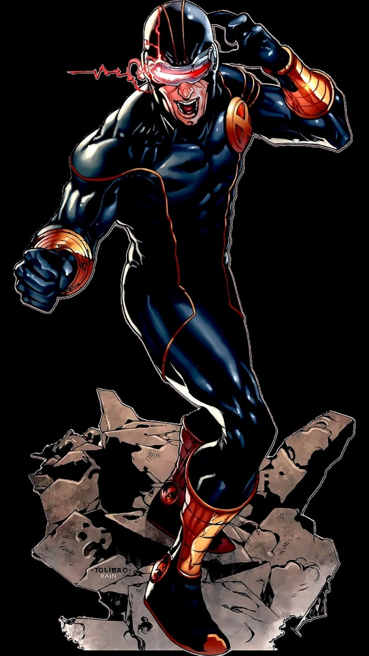 Comics Cyclops 720x1280 Mobile Wallpaper