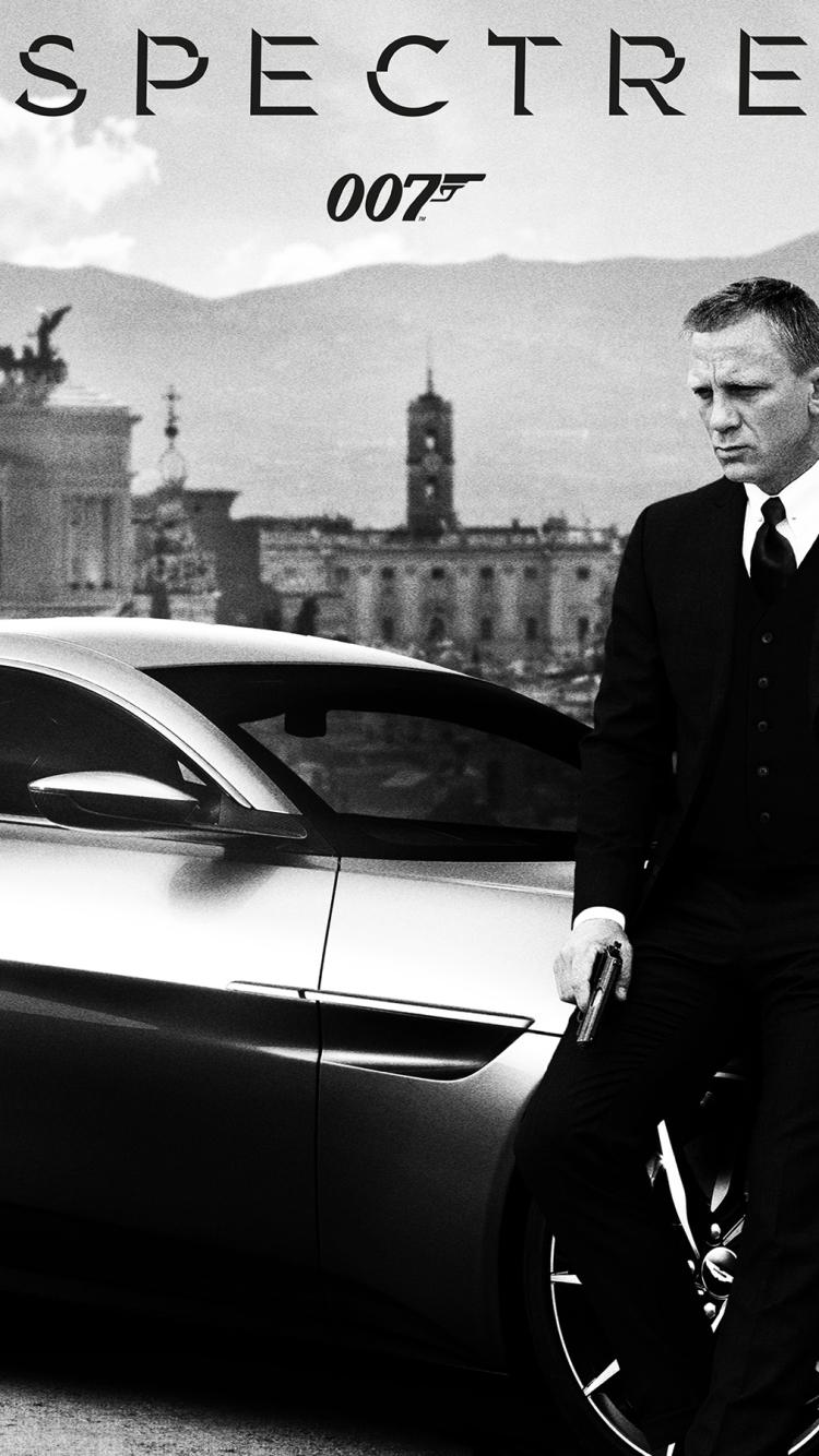 James Bond iPhone Wallpapers (95 Wallpapers) – HD Wallpapers