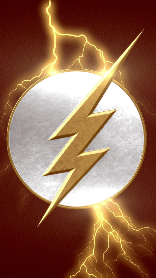 TV Show/The Flash (2014) (640x1136) Wallpaper ID: 622631