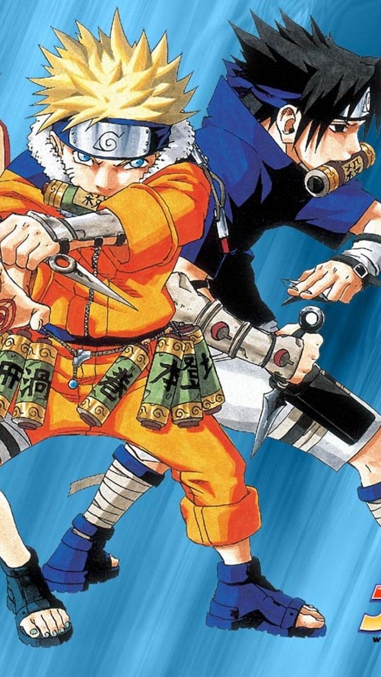 Naruto Vs Sasuke Iphone Wallpaper Kadada Org