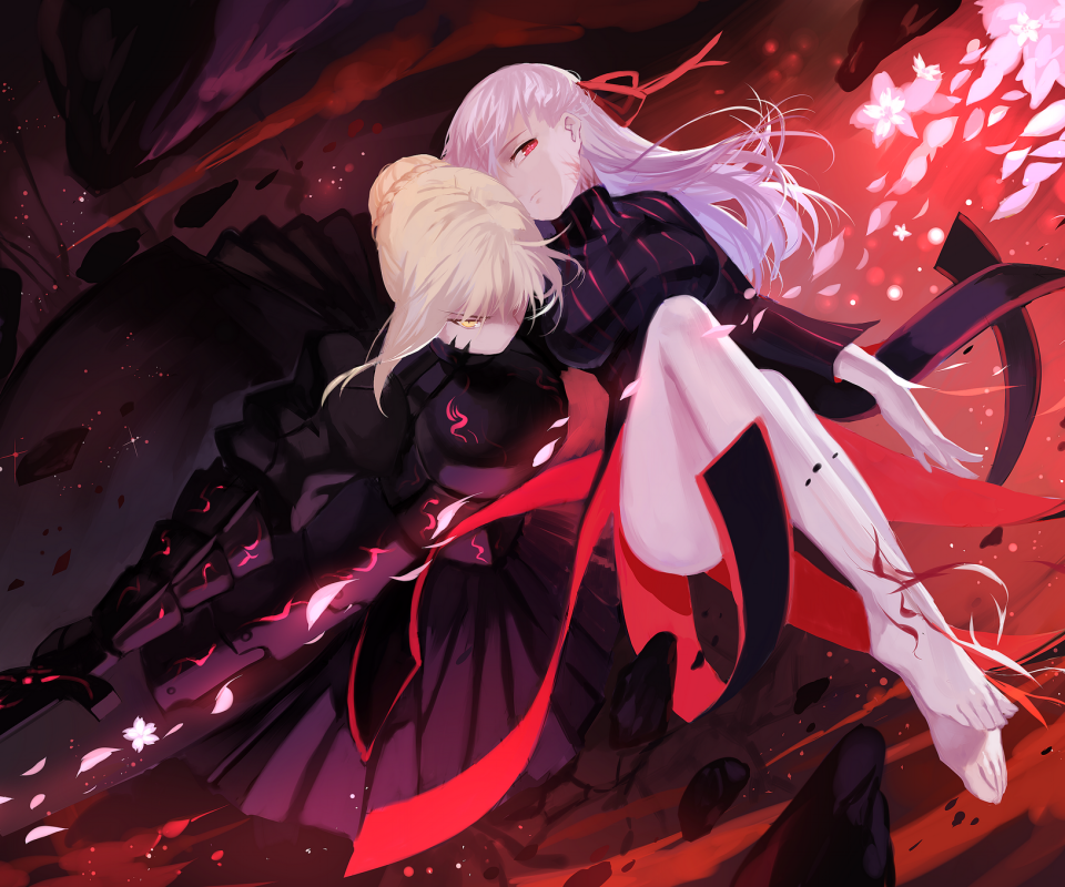 Anime Fate Stay Night 960x800 Wallpaper ID 622946