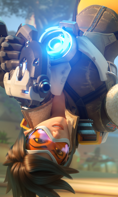 Video Game Overwatch 480x800 Wallpaper Id 623102 Mobile Abyss