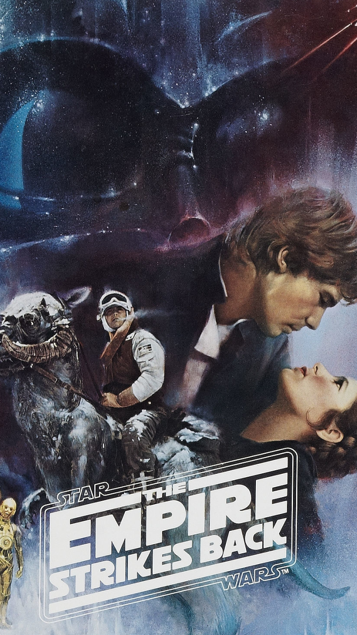 Movie Star Wars Episode V The Empire Strikes Back 720x1280