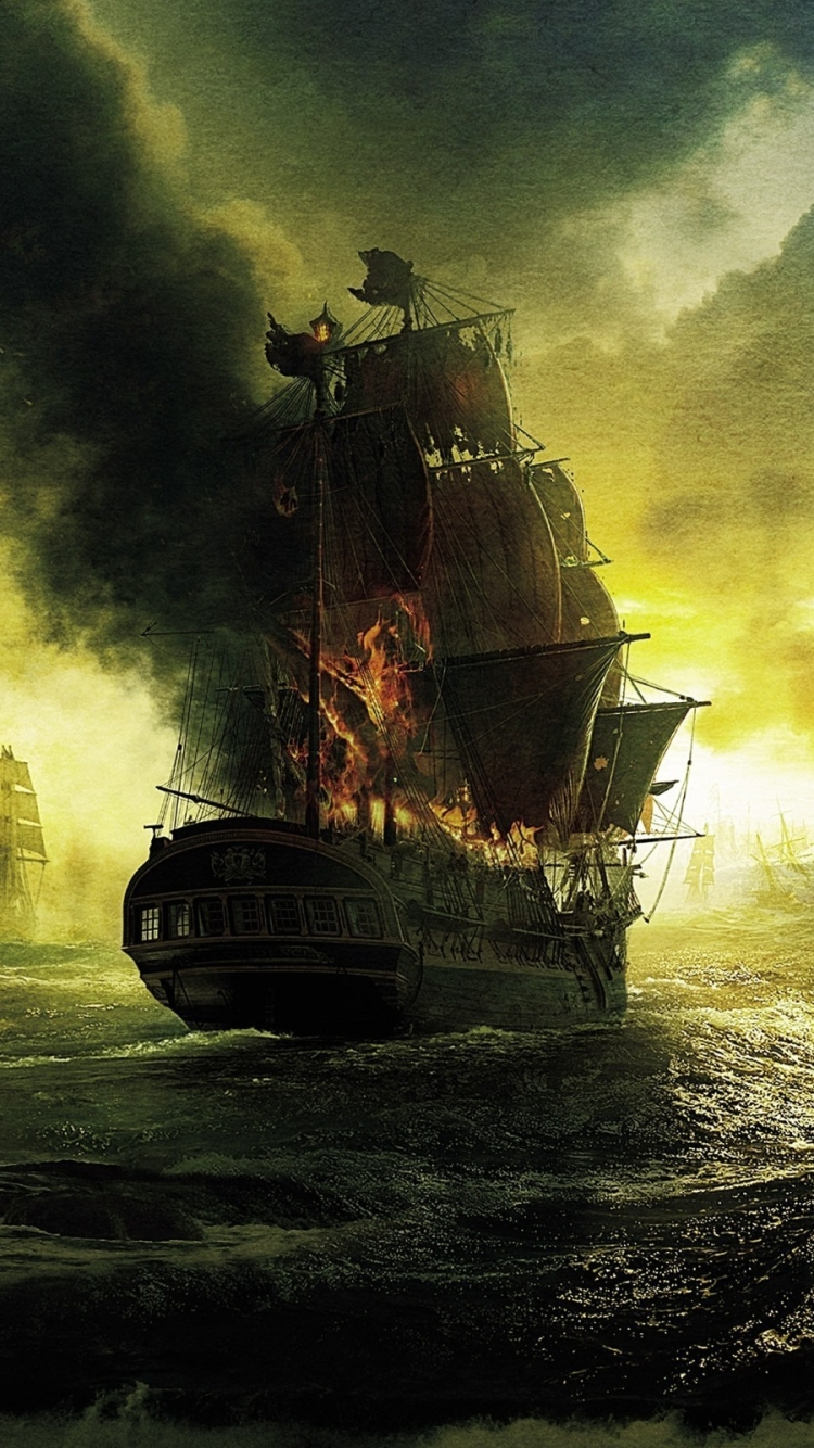 pirate ship iphone wallpaper wwwpixsharkcom images