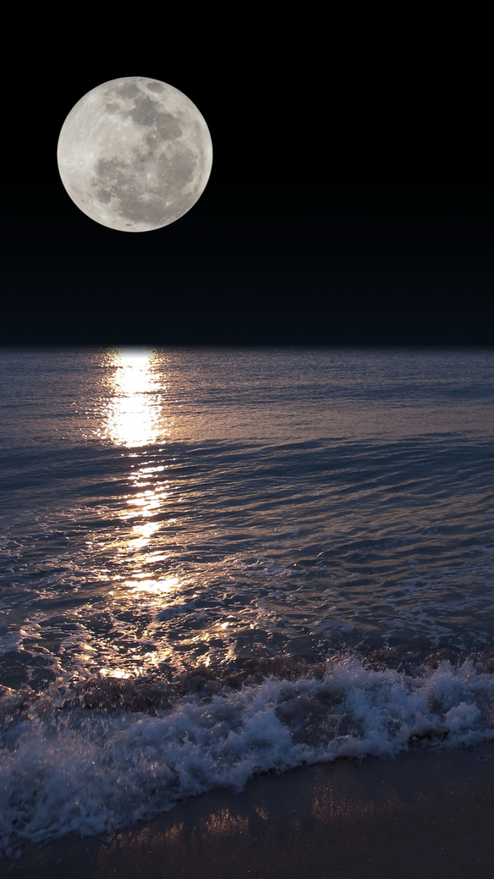 Wallpaper iphone moon - Check Wallpaper Abyss