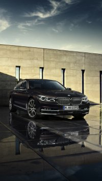 23 Bmw 7 Series Mobile Wallpapers Mobile Abyss