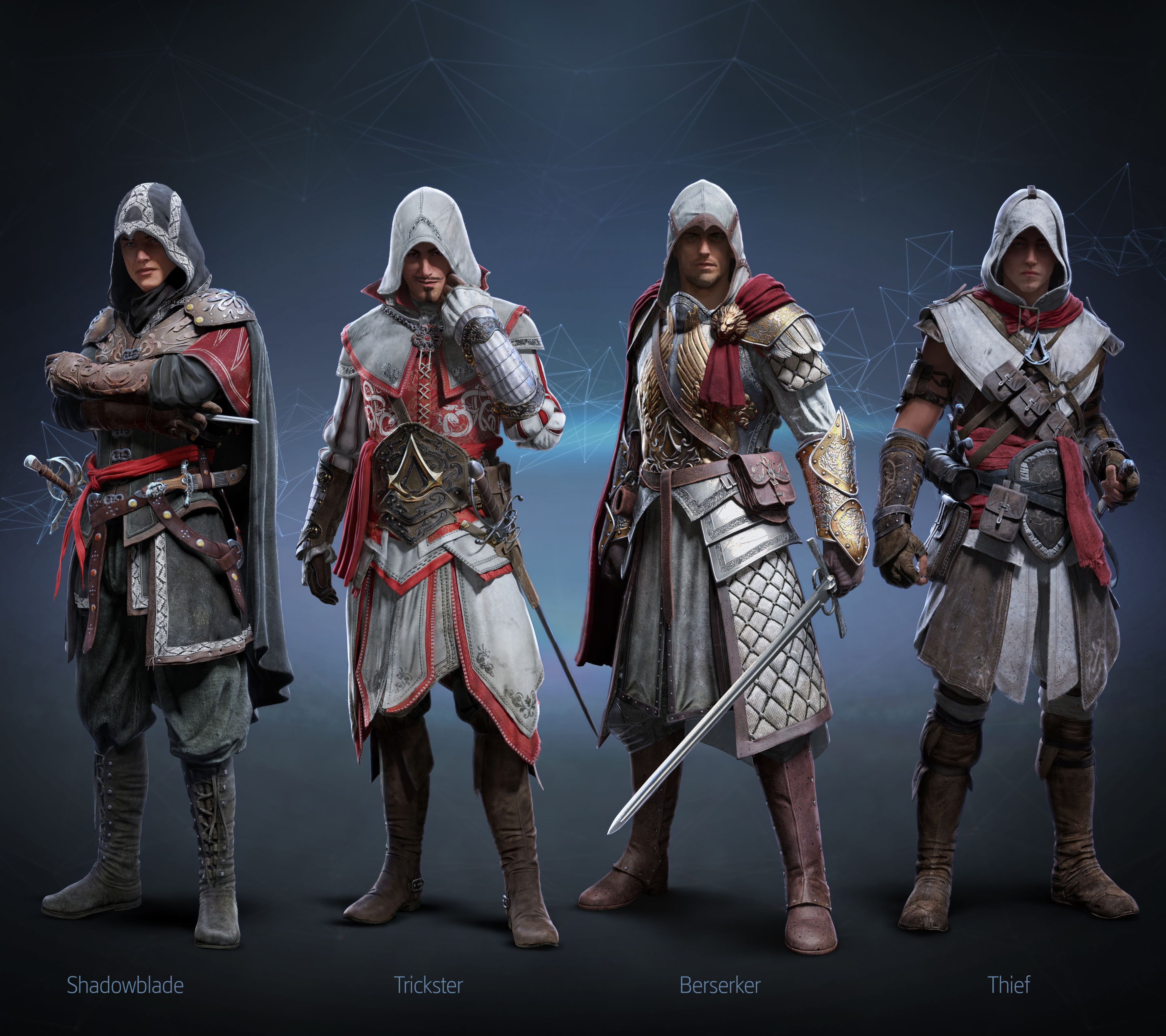 Galaxy S3 - Video Game/Assassin's Creed Identity - Wallpaper ID ...