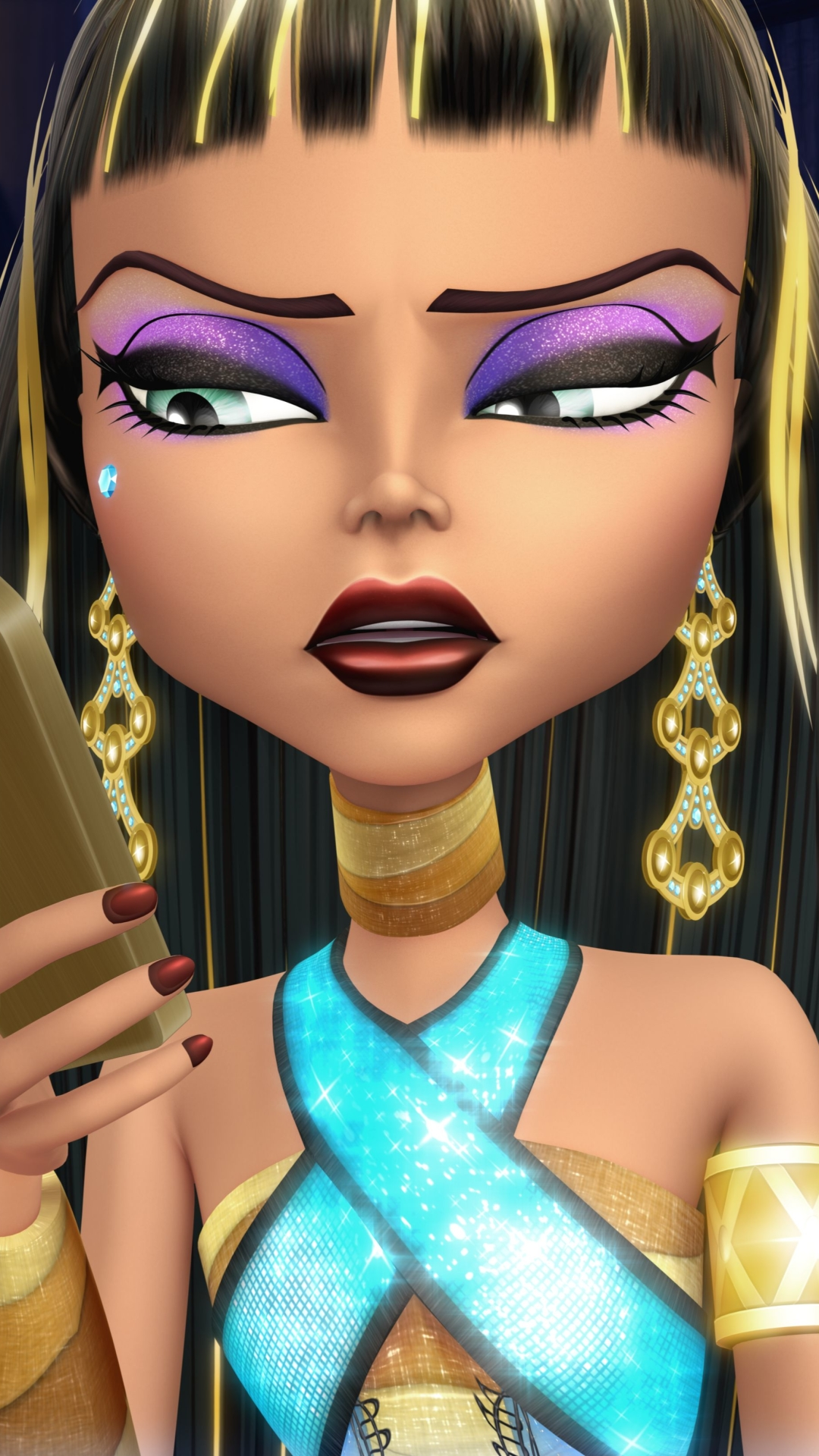 Products Monster High Ghouls Rule 1080x1920 Wallpaper Id