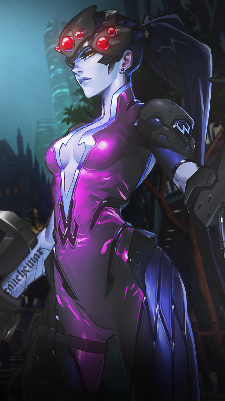Video Game Overwatch 750x1334 Wallpaper Id 626427 Mobile Abyss