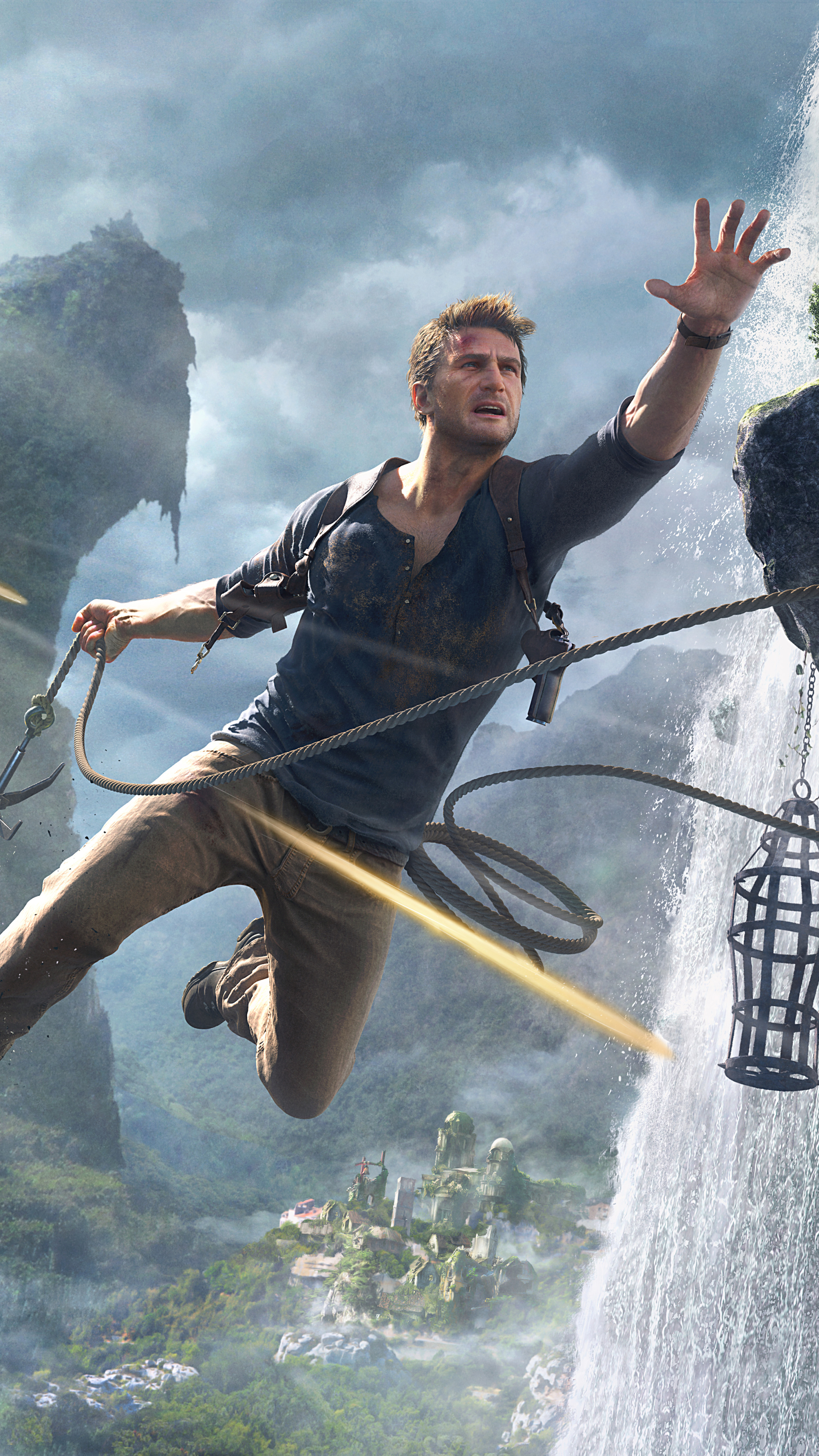 Uncharted iphone wallpaper picture five reasons why you - Uncharted wallpaper ...