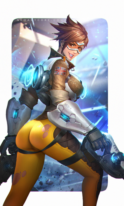 Video Game Overwatch 480x800 Wallpaper Id 626551 Mobile Abyss