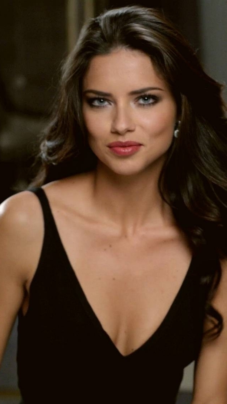 Celebrityadriana lima 750x1334 wallpaper id 627904 mobile abyss celebrity adriana lima 750x1334 mobile wallpaper voltagebd Images