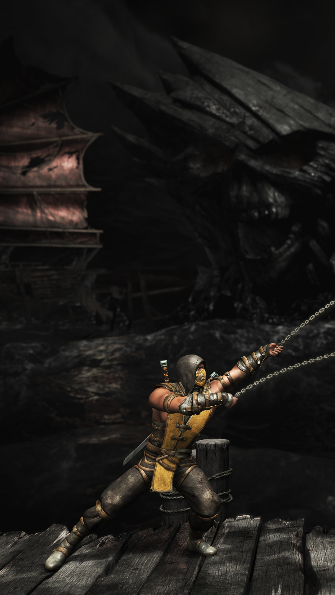 Video Game/Mortal Kombat X (1080x1920) Wallpaper ID: 627944 - Mobile