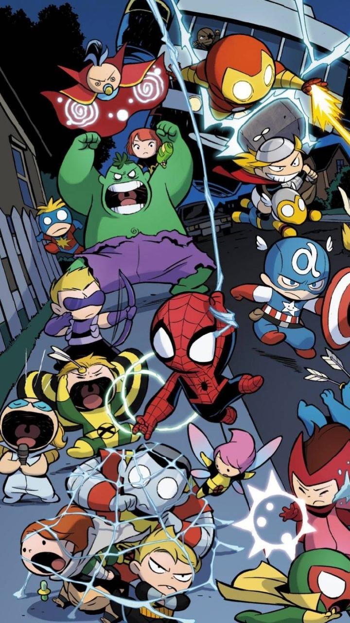avengers vs xmen comic pdf