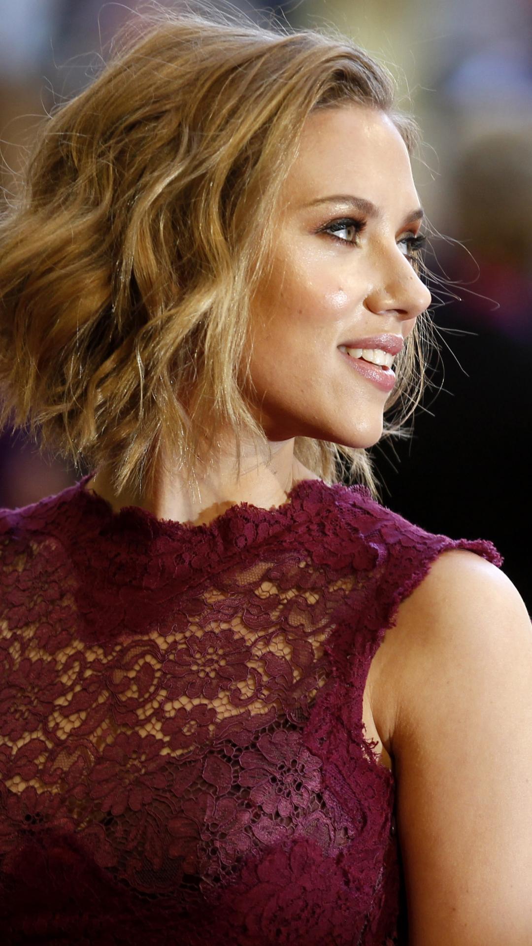 Celebrity Scarlett Johansson 1080x1920 Wallpaper Id 628896