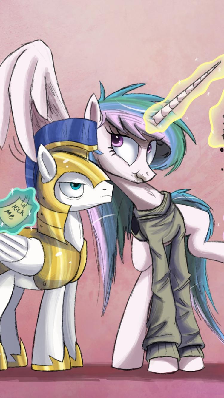 tv show/my little pony: friendship is magic (750x1334) wallpaper id