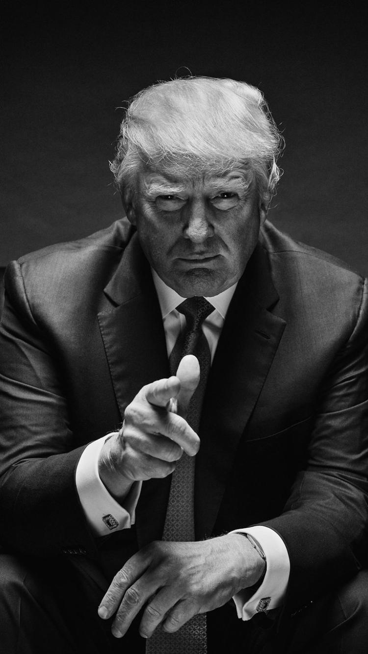 Celebrity/Donald Trump (750x1334) Wallpaper ID: 631136 ...