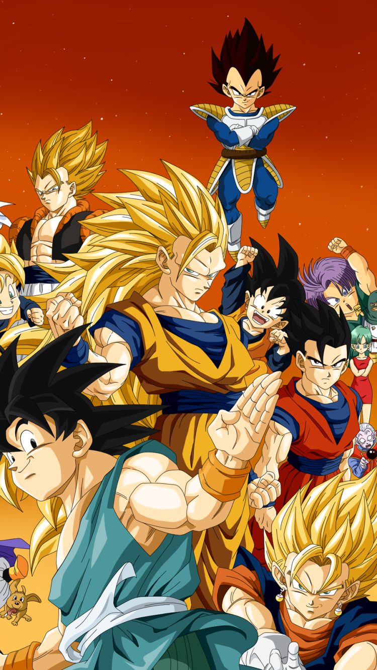 Dragon Ball Z Wallpapers For Iphone 7 Simplexpict1st Org