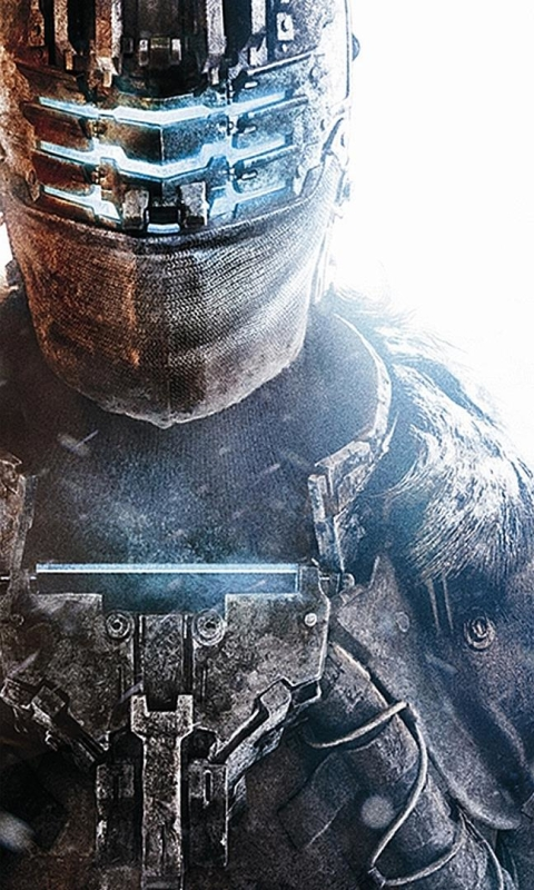 Video Game Dead Space 3 480x800 Wallpaper Id 631553