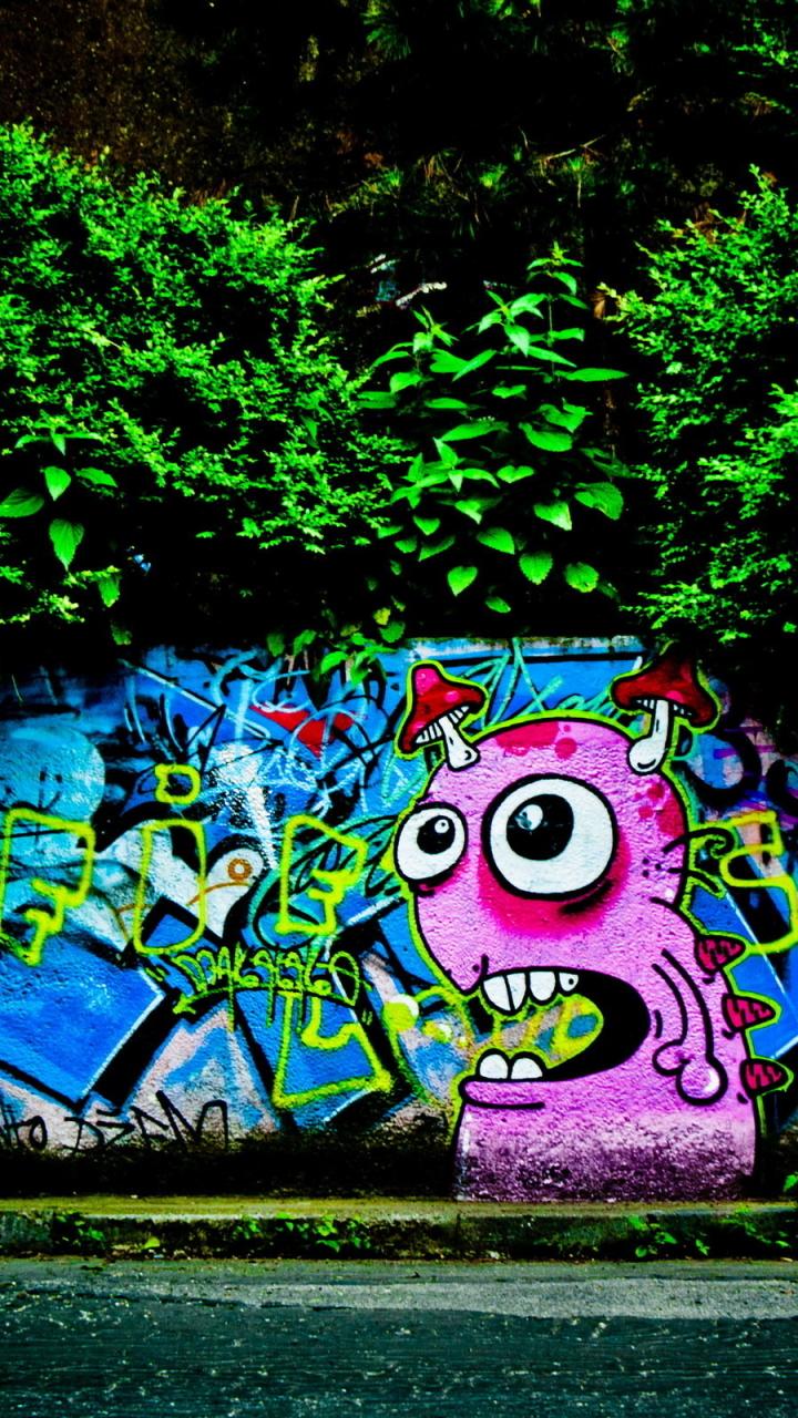 Graffiti art wallpaper iphone - Wallpaper 631835