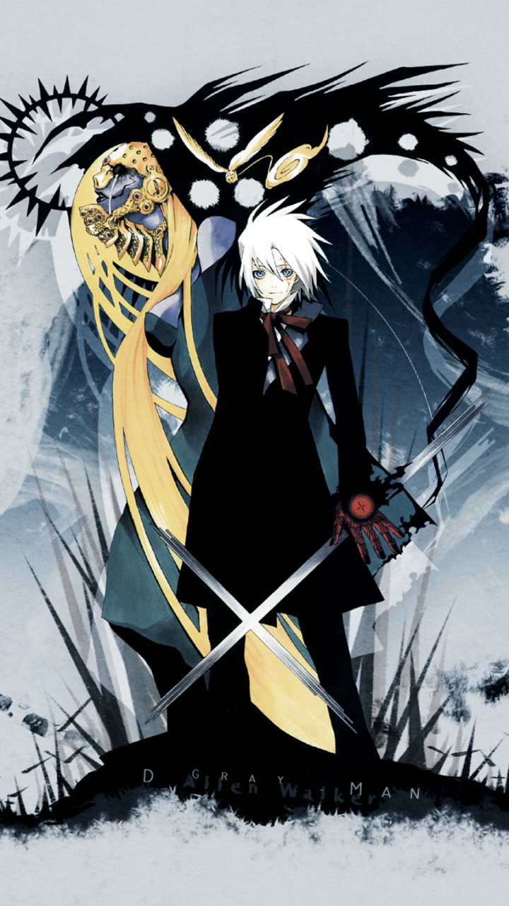 Anime D Gray Man 720x1280 Wallpaper Id 632482 Mobile Abyss