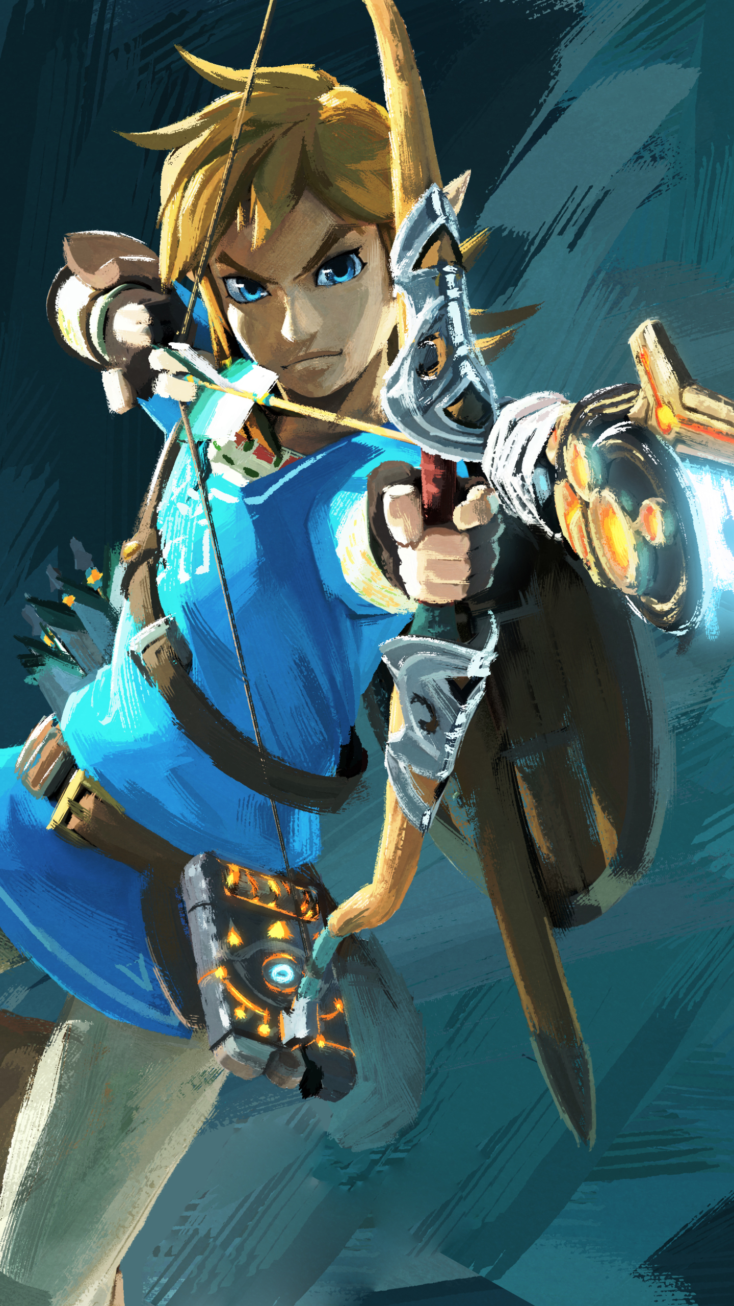24 The Legend Of Zelda Breath Wild Apple Iphone 7 Plus Botw Phone Wallpapers