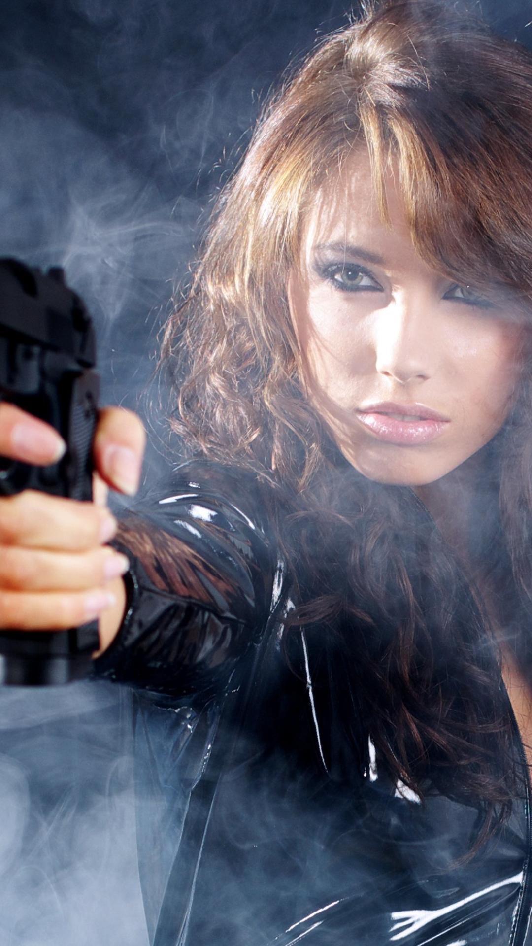 Womengirls guns 1080x1920 wallpaper id 633763 mobile abyss women girls guns 1080x1920 mobile wallpaper voltagebd Choice Image